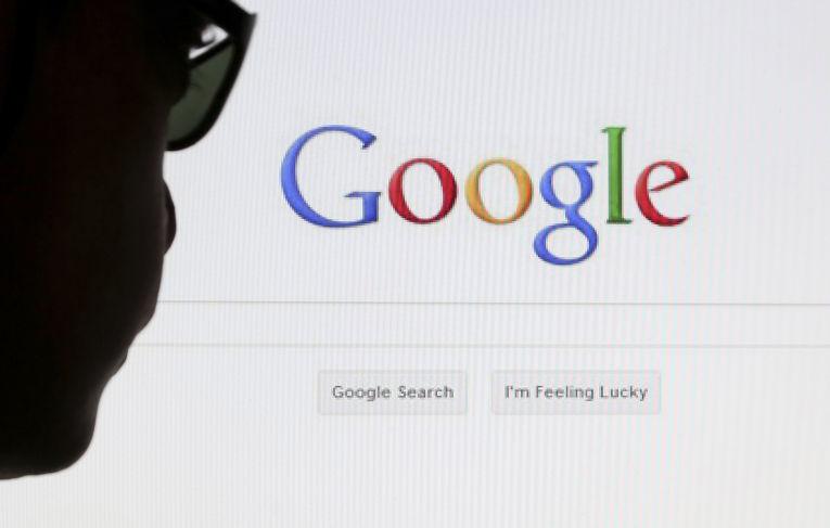 Страница Google