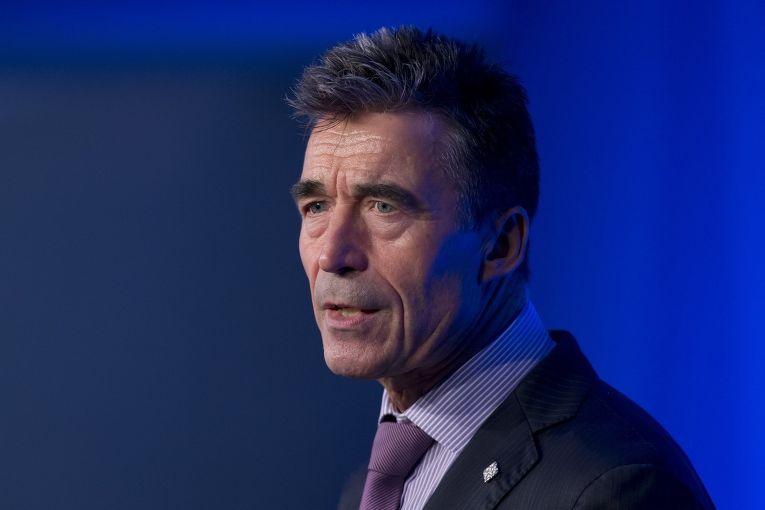 Андерс Фог Расмуссен на саммите НАТО в Уэльсе