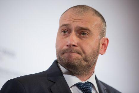 Лидер «Правого сектора» Дмитрий Ярош