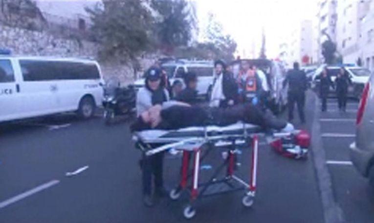 Жертвы теракта в Иерусалиме 18 ноября 2014 года