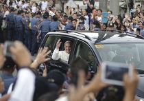 Папа Франциск на Филиппинах