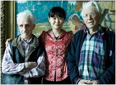 Минь Ли - спецпосланник китайско-российских связей в области культуры и искусства