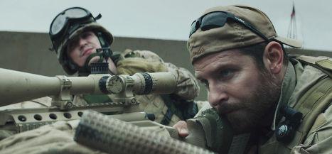 Кадр из фильма «Снайпер»