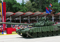 Танк Т-72, Венесуэла