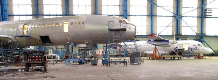 Самарский авиационный завод