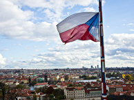 Флаг Чехии