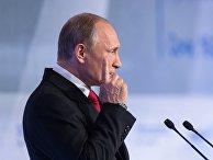 """Владимир Путин принял участие в сессии Международного дискуссионного клуба """"Валдай"""""""