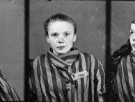Фотография, сделанная Вильгельмом Брассе в Аушвице