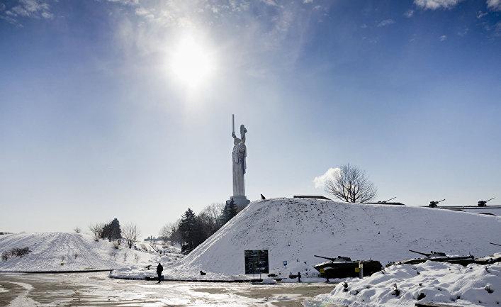 Музей Великой Отечественной войны в Киеве