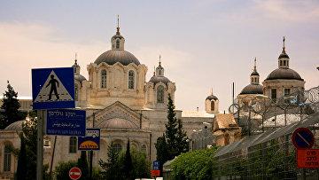 Русское подворье в Иерусалиме