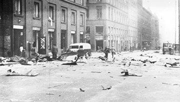 Хельсинки во время советско-финяндской войны