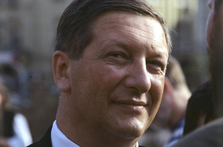 Политик Константин Боровой