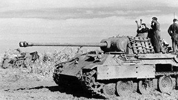 Танк «Пантера» на Восточном фронте, 1944 год