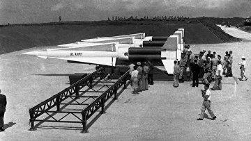 Ракеты армии США на острове Окинава