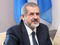 Глава Меджлиса крымско-татарского народа Рефат Чубаров. Архивное фото