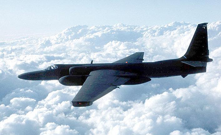 Американский самолет-разведчик Lockheed U-2