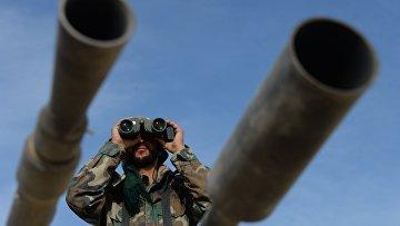 Сирийская армия полностью освободила от боевиков город Эль-Карьятейн