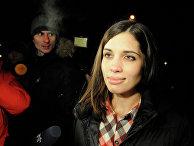 Участница группы Pussy Riot Надежда Толоконникова освобождена из колонии