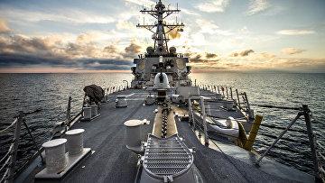 Эскадренный миноносец ВМС США четвёртого поколения «Дональд Кук»