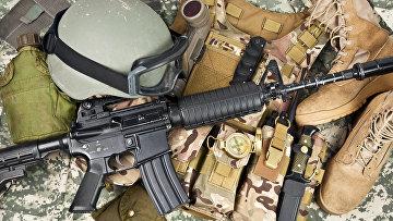 Современное оружие и военная экипировка