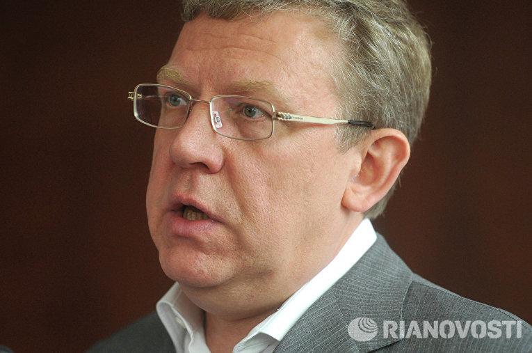 Председатель Комитета гражданских инициатив (КГИ) Алексей Кудрин