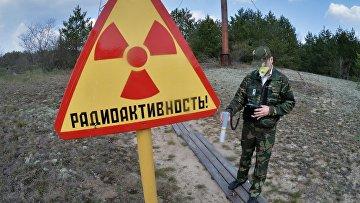 Белорусский сектор зоны отчуждения Чернобыльской АЭС