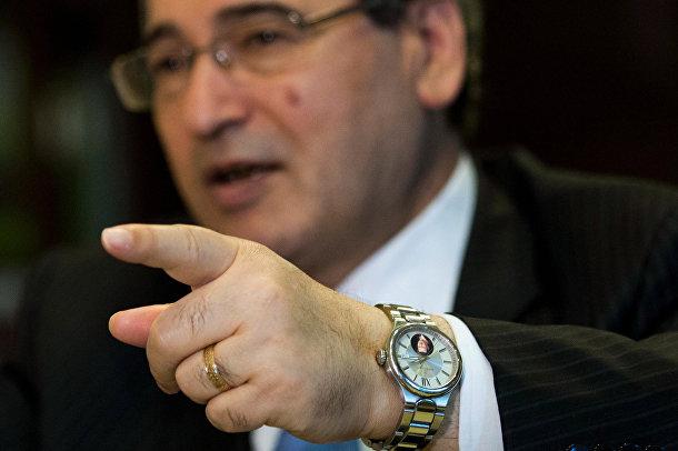 Наручные часы с портретом президента Сирии Башара Асада
