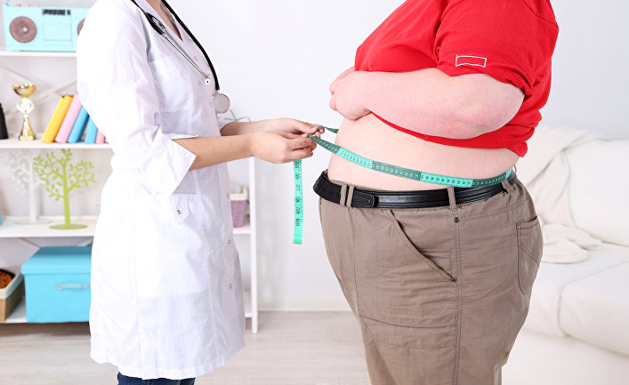 Пациент с избыточным весом