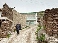 Дагестанское село Чанко