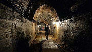 Объект «Великан» - секретный подземный город нацистов