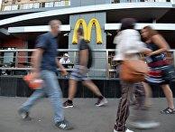 Роспотребнадзор временно закрыл четыре ресторана «Макдоналдс» в Москве