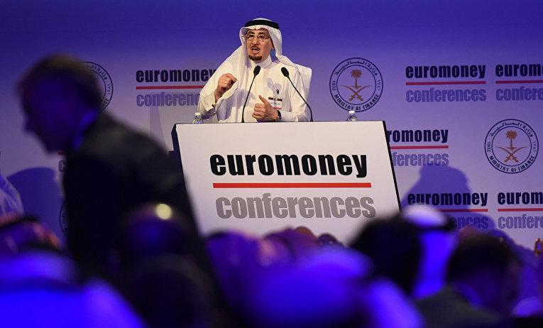 Министр труда Саудовской Аравии Мифридж аль-Хакбани