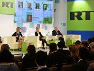 Конференция RT «Информация, политика, СМИ: формирование нового миропорядка»