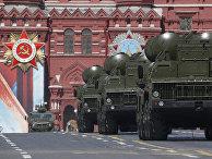 С-400 на параде Победы
