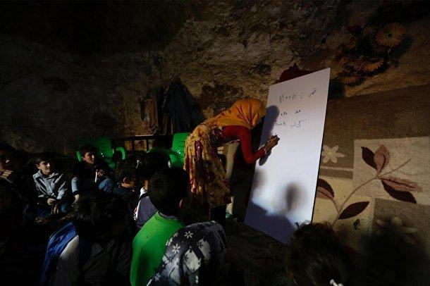 Сирийские школы