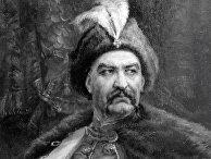Портрет Богдана Хмельницкого