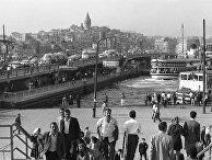 Галатский мост в Стамбуле
