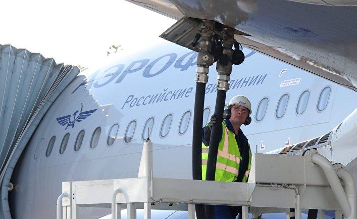 Топливно-заправочный комплекс «Газпромнефть-Аэро Шереметьево»