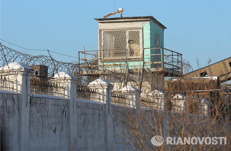 Исправительная колония № 2 в Челябинске