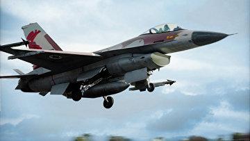 Истребитель военно-воздушных сил Израиля