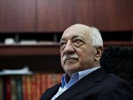Турецкий писатель и общественный деятель Фетхуллах Гюлен в своем доме в Пенсильвании