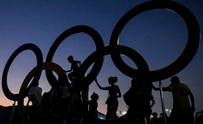 Олимпиада 2016. Первый день