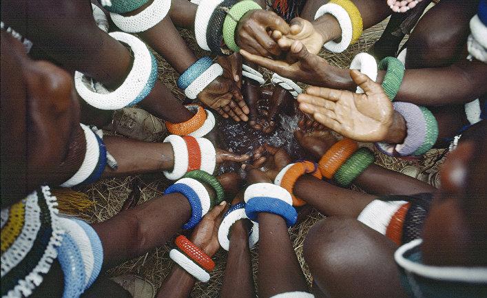 Ценная вода Африки