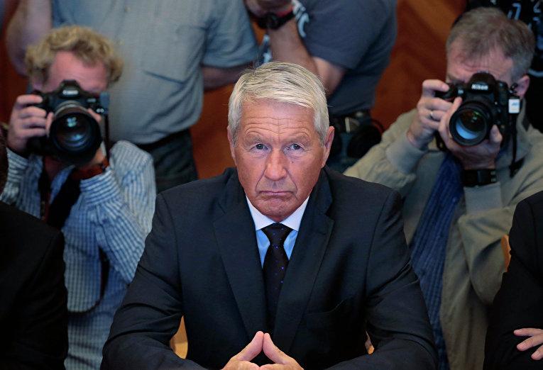 Генеральный секретарь Совета Европы Турбъерн Ягланд