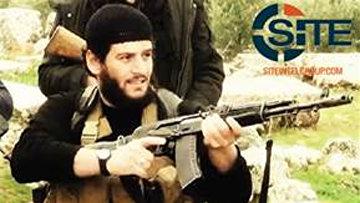 Полевой командир Абу Мухаммад Аль-Аднани