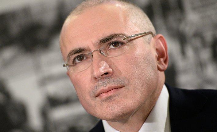 Михаил Ходорковский в Берлине. Архивное фото