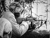 Солдат финской армии, 1940 год