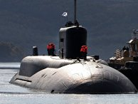 Российская атомная подводная лодка стратегического назначения «Владимир Мономах»