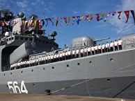 Российско-китайские учения «Морское взаимодействие-2016»