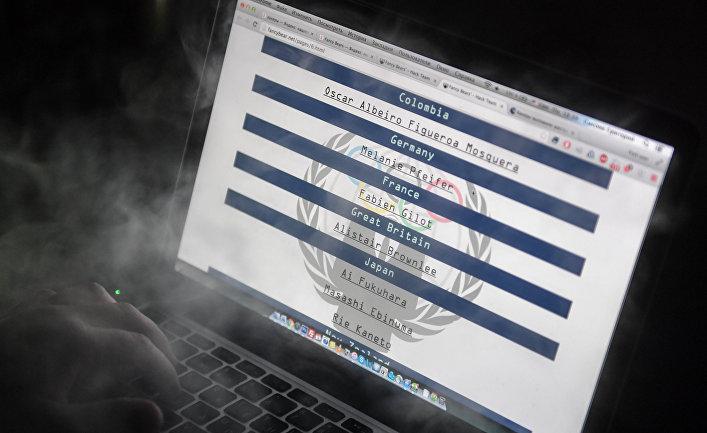 Хакеры из Fancy Bears опубликовали шестую часть документов из базы данных WADA